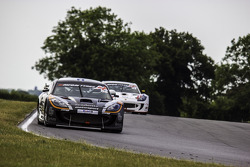#55 Akademi Motorsport Ginetta G55 GT4: Oli Basey-Fisher, Matt Nicoll-Jones