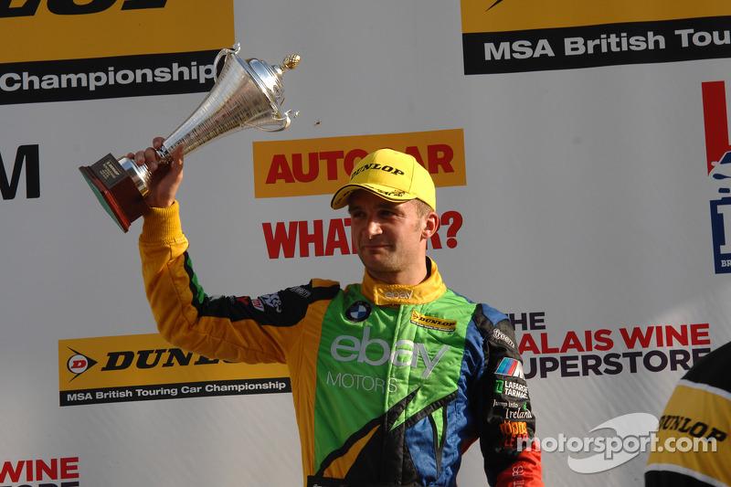 Terzo posto Colin Turkington