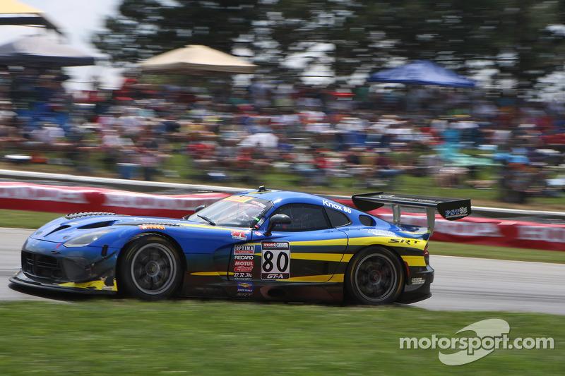 Dan Knox, SRT Viper GT3R