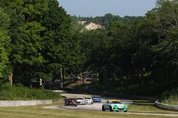 #25 Freedom Autosport 马自达 MX-5: 马克·庞博, 马特·庞博