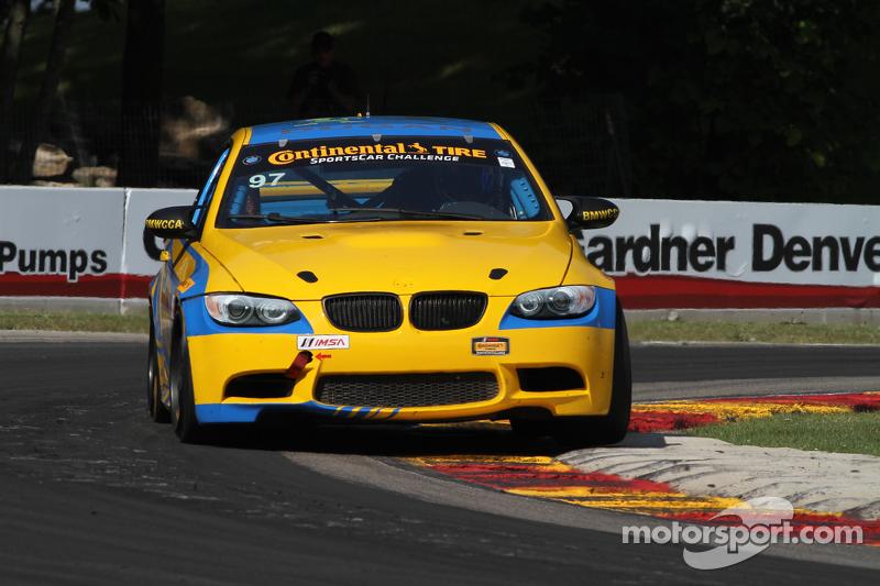 #97 Turner Motorsport BMW M3 Coupe: Tom Kimber-Smith, Michael Marsal
