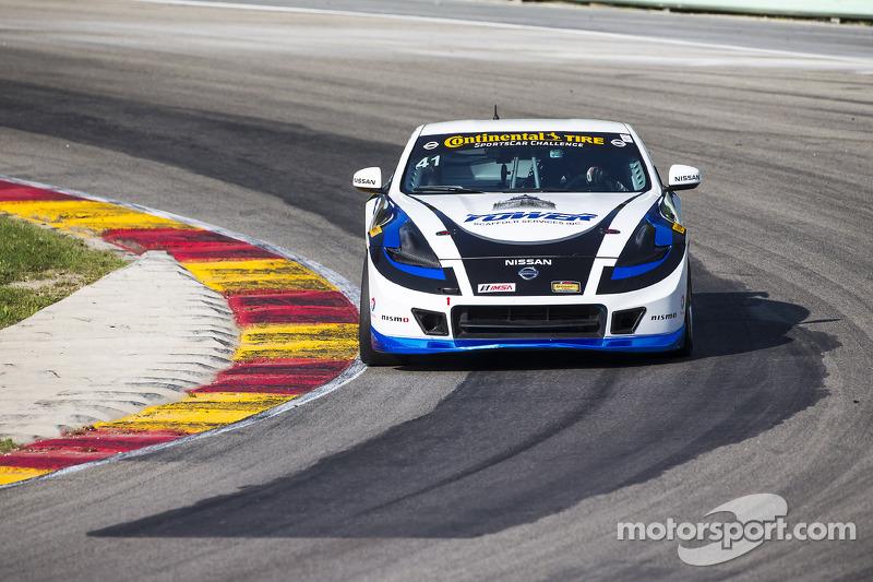 #41 Tower Motorsports 日产 370Z: 戴夫·恩普灵汉姆, 约翰·法拉诺