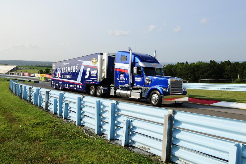 Tır: Kasey Kahne, Hendrick Motorsports Chevrolet