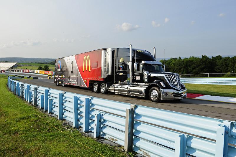 Tır: Jamie McMurray, Ganassi Racing Chevrolet