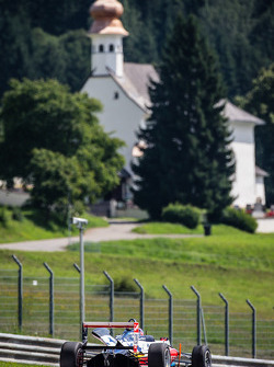 Santino Ferrucci, Eurointernational Dallara F312 Mercedes