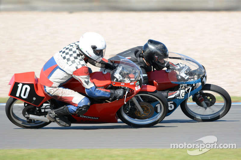 Joan Van de Pol, Honda 125
