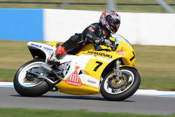 Stu Melen, Suzuki RG 500cc