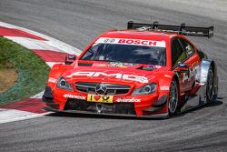 瓦塔里·佩特罗夫, Mücke Motorsport DTM 梅赛德斯 AMG C-Coupé
