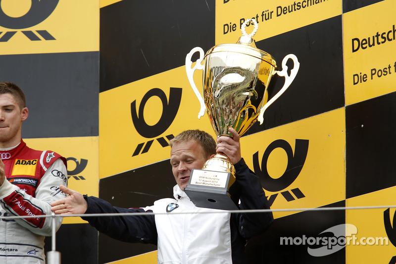 Stefan Reinhold, BMW Team RMG, Best Team