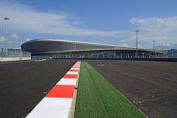 Sochi Autodrom circuito detalhe