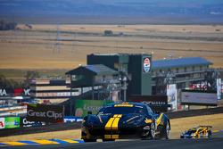 #77 Scuderia Corsa 法拉利 458 Italia GT3: 迈克·赫德伦