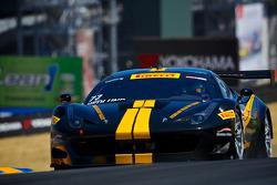 #77 Scuderia Corsa Ferrari 458 Italia GT3: Mike Hedlund