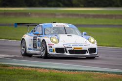 #18 Muehlner Motorsports America 保时捷 911 GT America: 马克·夸默, 比利·约翰逊