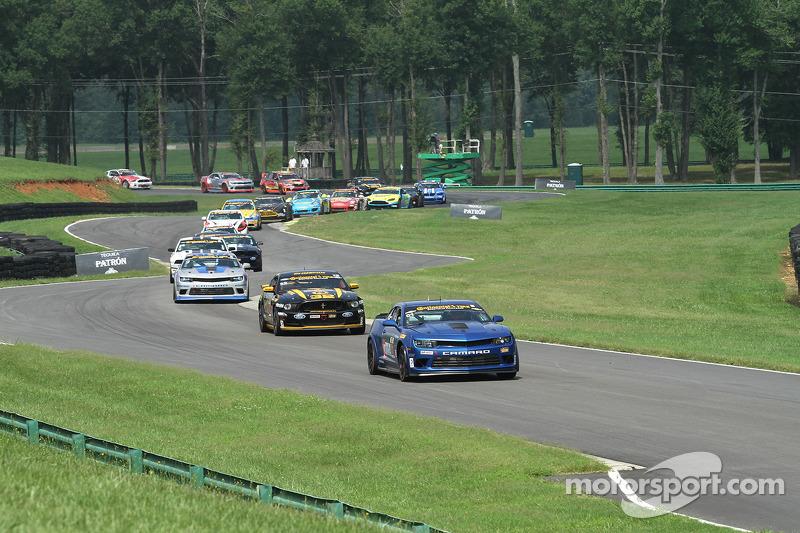 #01 CKS Autosport 科迈罗 GS.R: 乔丹·泰勒, 埃里克·库兰