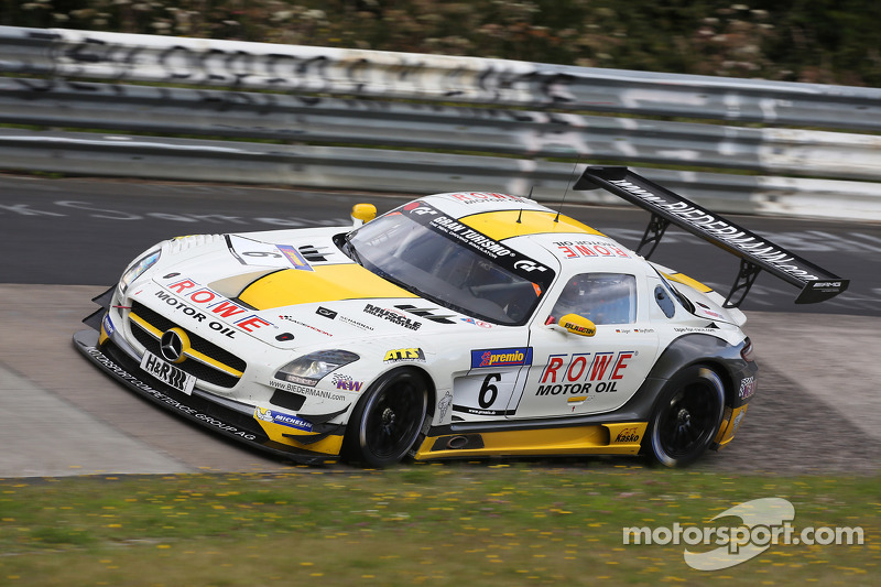 6 Rowe Racing Mercedes Sls Amg Gt3 Thomas J 228 Ger Jan