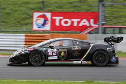 #82 Emperor Racing Lamborghini Gallardo: Akihiko Nakaya, Hideshi Matsuda, Hironori Takeuchi