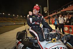 Will Power festeggia il campionato