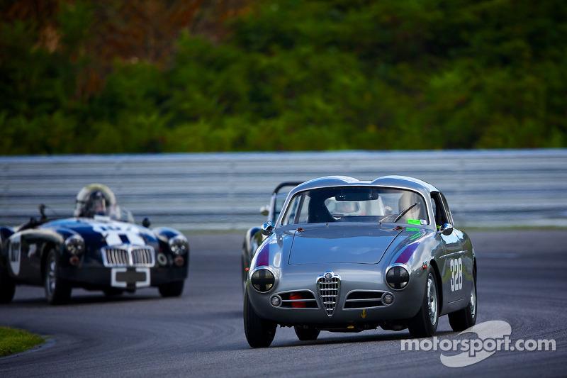 1957 Alfa Romeo Spider Veloce Z