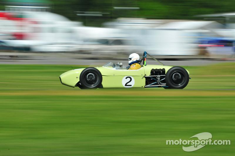 1960 Lotus 18F