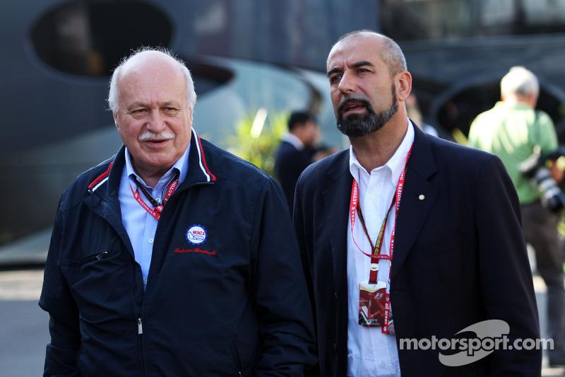 Ivan Capelli, Presidente di ACI Milano
