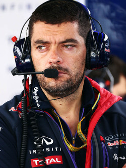 Guillaume Rocquelin, Red Bull Racing