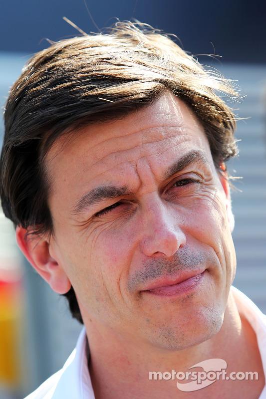 Toto Wolff, Mercedes AMG F1 sócio e diretor executivo
