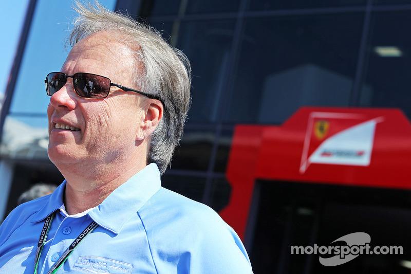 Joe Custer, Vice Presidente Stewart Haas Racing