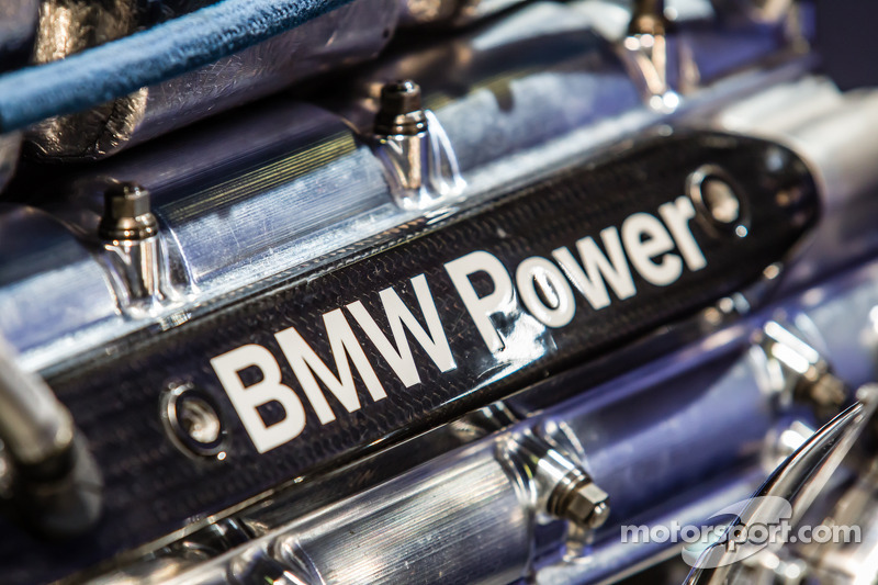 2005 BMW P84/5 Formula One engine