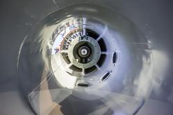 1944 BMW 003 airplane engine