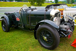 Sunday in the Park Concours con un 1929 Birkin Bentley Blower della collezione Ralph Lauren