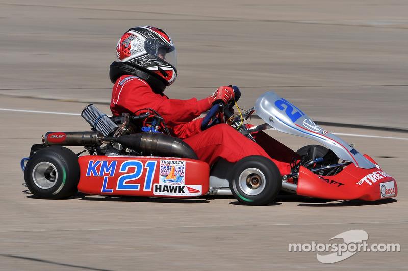 #21 本田 Kart: 凯特·雷加尼