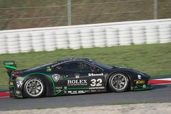 #32 Kessel Racing Ferrari 458 İtalya GT3: Jonathan Sicart, Nicolas Cadei, Giacomo Piccini, Frederic Delpit, Dimitri Enjalbert