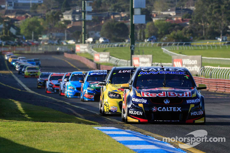 Jamie Whincup e Paul Dumbrell, Red Bull Holden