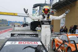 Pole positon Pascal Wehrlein, Mercedes AMG DTM-Team HWA DTM Mercedes AMG C-Coupé