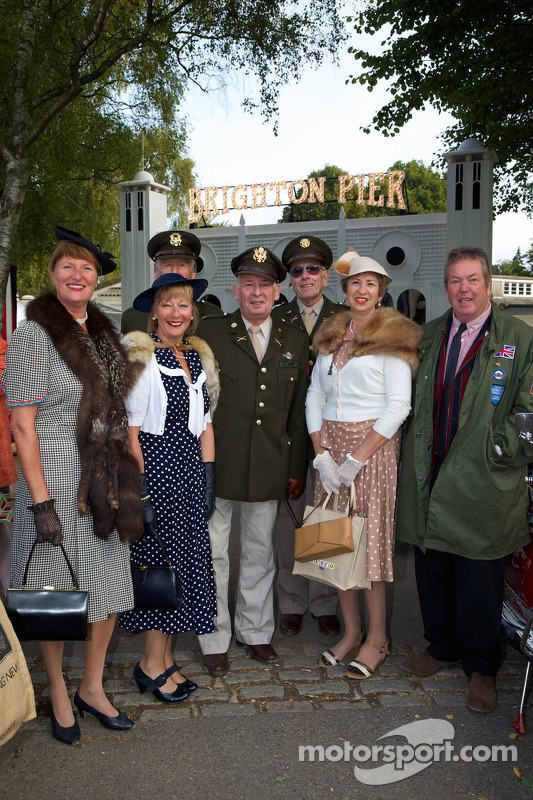 Goodwood Revival - in costume