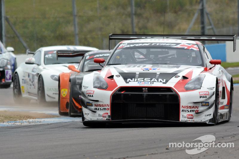 Chris Hoy, Wolfgang Reip, Nissan GT Akademi Takımı RJN