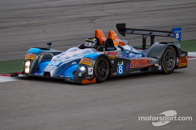 #08 RSR Racing ORECA FLM09: 杰克·霍克斯沃思, 克里斯·卡明