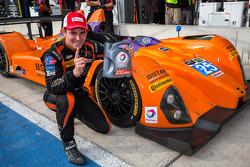 原型车挑战赛杆位获得者 Sean Rayhall