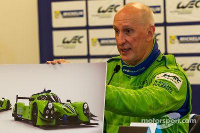 Annonce du Krohn Racing LMP2