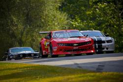 #10 CTEK Northstar Miller Racing 雪佛兰 科迈罗: 梅尔·肖