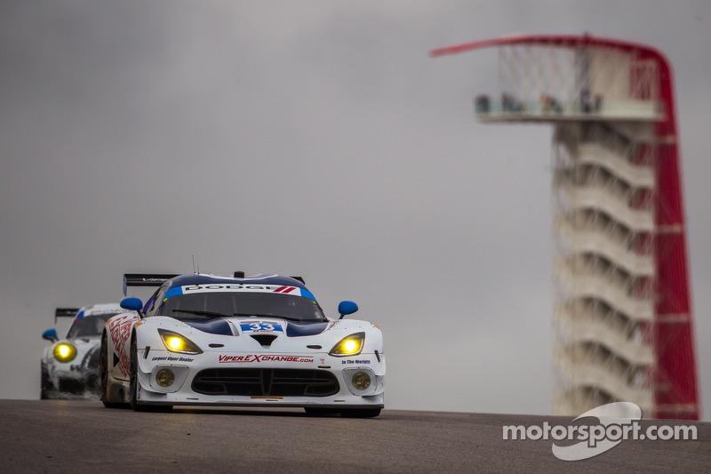 #33 Riley Motorsports 道奇 蝰蛇 SRT: 杰伦·布勒克莫伦, 本·基廷