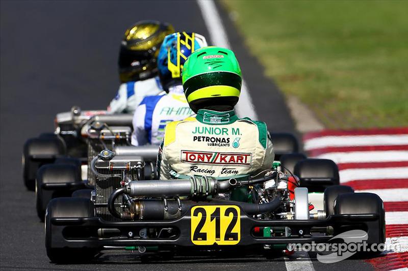 CIK 国际汽联世界KF青年组锦标赛Essay站