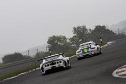 #36 Century Motorsport Ginetta G55 GT4: Stephen Fresle, Zoe Wenham