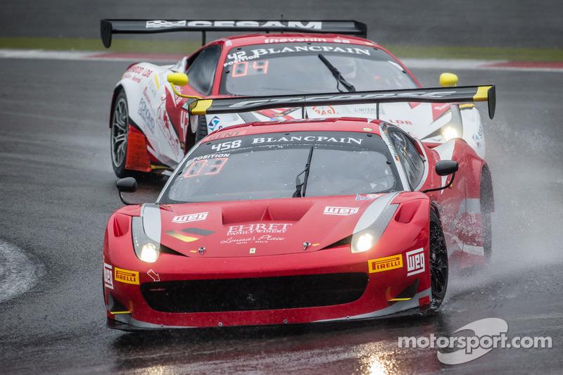 #458 GT Corse by Rinaldi 法拉利 458 Italia: 皮埃尔·埃雷, Alex和er Mattschull, Frank Schmikler