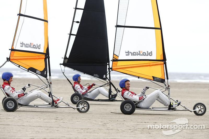 Adrien Tambay, Jamie Green, Edoardo Mortara