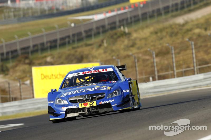 Gary Paffett, Mercedes AMG DTM-Takımı HWA DTM Mercedes AMG C-Coupé