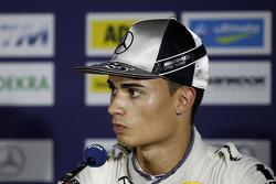 Pascal Wehrlein, Mercedes AMG DTM-Team HWA, DTM Mercedes AMG C-Coupe