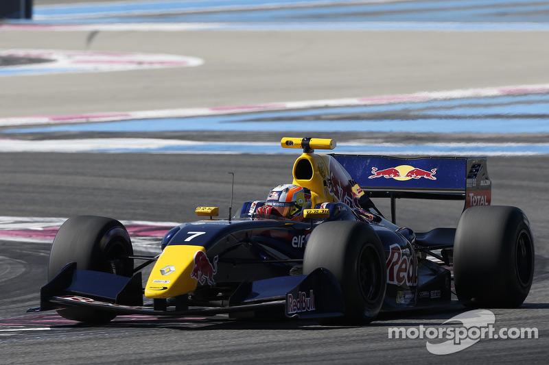 2014 - Formule Renault 3.5