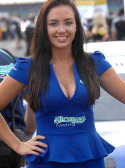 Airwaves Racing ragazza