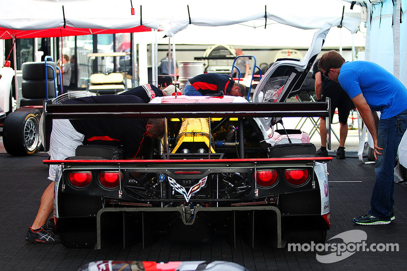 #31 Marsh Racing Corvette DP